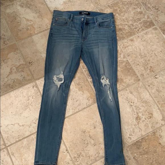Women Express jeans